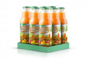 Packshot karotka tacka mango  - prev