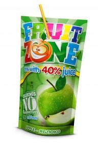 fruit zone - jablko