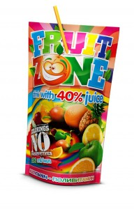 fruit zone - multivitamina